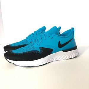 New Nike Odyssey React 2 Flyknit Men's Size 10.5